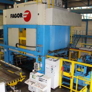 1000 Ton Fagor Progressive Press – Machinery For Sale