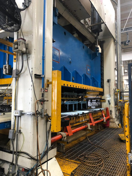 1000 Ton Heim Press – Machinery For Sale